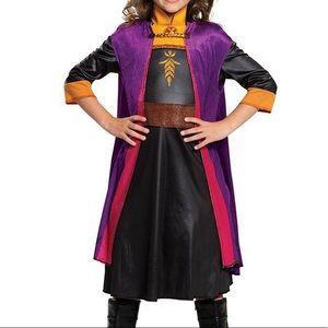 Disney's Frozen 2 Anna Dress Up Costume S/P